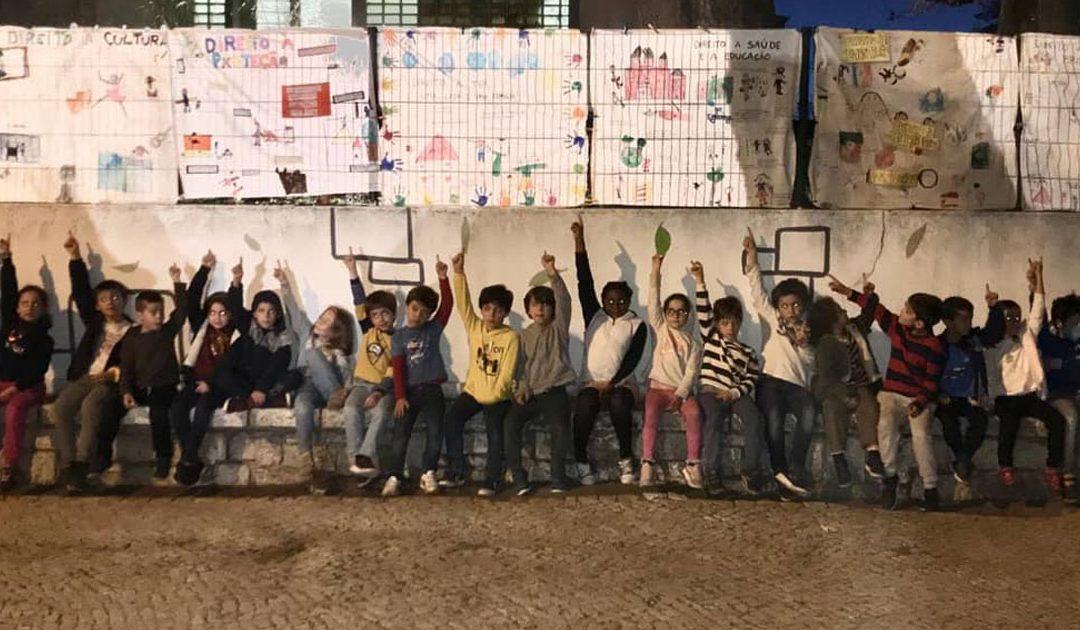 Comemoração do 31°Aniversário da Convenção dos Direitos da Criança!